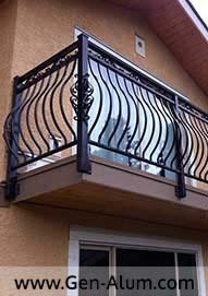 Custom Railing, North Burnaby