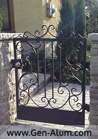 Custom Railing, South Lands
