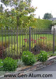 Pool Spear Fencing, Coquitlam